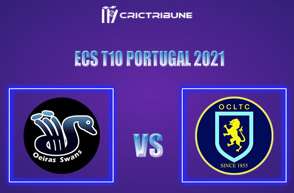 OEI vs OCC Live Score, In the Match of ECS T10 Portugal 2021 which will be played at Estádio Municipal de Miranda do Corvo. OEI vs OCC Live Score, Match........
