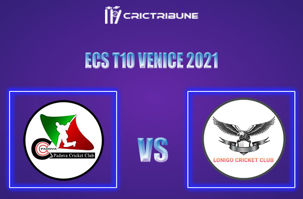 PAD vs LON Live Score, In the Match of ECS T10 2021 which will be played at Venezia Cricket Ground, Venice. PAD vs LON Live Score, Match between Padova.........
