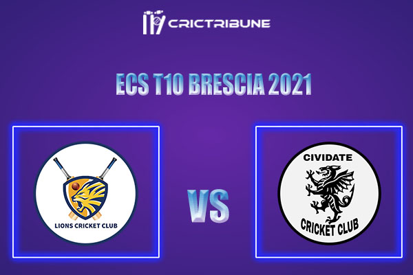 PLG vs CIV Live Score, In the Match of ECS T10 Brescia 2021 which will be played at JCC Brescia Cricket Ground, Brescia. PLG vs CIV Live Score, Match between...