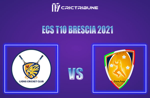PLG vs JAB Live Score,In theMatchof ECS T10 Brescia 2021which will be played at JCC Brescia Cricket Ground, Brescia. PLG vs JAB Live Score,Match between...