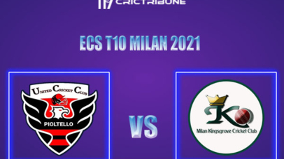 PU vs MK Live Score,In theMatchof ECS T10 Milan 2021which will be played at Milan Cricket Ground, Milan.PU vs MKLive Score,Match between Pioltello United