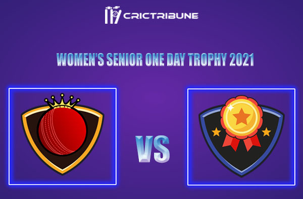RAI-W vs JHA-W Live Score, In the Match of Women's Senior One Day Trophy 2021 which will be played at Saurashtra Cricket Association Stadium, Rajkot. RAI-W.....