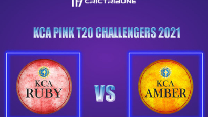 RUB vs AMB Live Score,In theMatchof KCA Pink T20 Challengers2021which will be played at Sanatana Dharma College Ground in Alappuzha. RUB vs AMBLive Score.