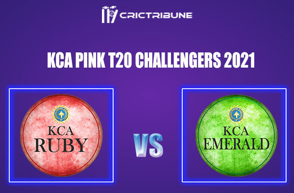 RUB vs EME Live Score, In the Match of KCA Pink T20 Challengers 2021 which will be played at Sanatana Dharma College Ground in Alappuzha. RUB vs EME Live Score.