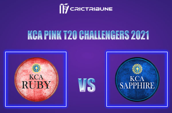 RUB vs SAP Live Score, In the Match of KCA Pink T20 Challengers 2021 which will be played at Sanatana Dharma College Ground in Alappuzha. RUB vs SAP Live Score.
