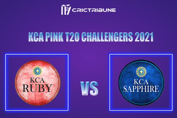 RUB vs SAP Live Score,In theMatchof KCA Pink T20 Challengers2021which will be played at Sanatana Dharma College Ground in Alappuzha. RUB vs SAP Live Score.