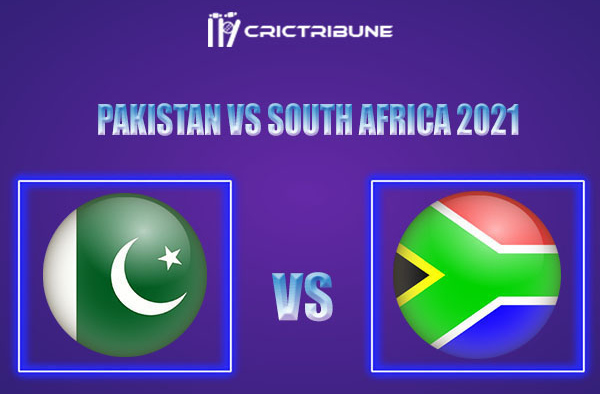 SA vs PAK Live Score, In the Match of South Africa tour of Pakistan 2021 which will be played at The Wanderers Stadium, Johannesburg. SA vs PAK Live Score......