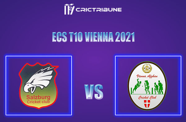 SAL vs VIA Live Score,In theMatchof ECS T10 Vienna 2021which will be played at Seebarn Cricket Ground, Seebarn. SAL vs VIA Live Score,Match between........