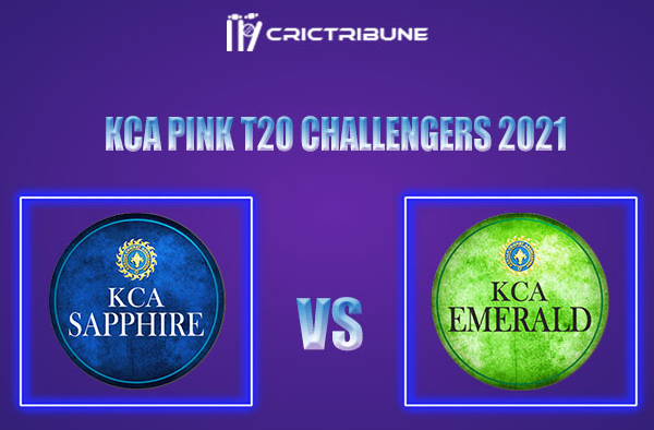 SAP vs EME Live Score, In the Match of KCA Pink T20 Challengers 2021 which will be played at Sanatana Dharma College Ground in Alappuzha. SAP vs EME Live Score.