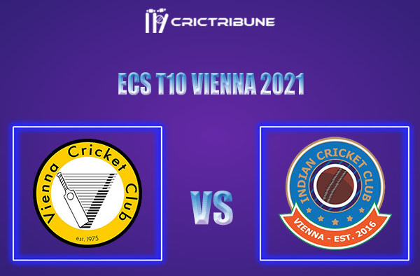 VCC vs INV Live Score,In theMatchof ECS T10 Vienna 2021which will be played at Seebarn Cricket Ground, Seebarn. VCC vs INV Live Score,Match between Vienna.