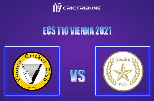 VCC vs PKC Live Score,In theMatchof ECS T10 Vienna 2021which will be played at Seebarn Cricket Ground, Seebarn. VCC vs PKC Live Score,Match between........