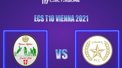 VIA vs PKC Live Score,In theMatchof ECS T10 Vienna 2021which will be played at Seebarn Cricket Ground, Seebarn. VIA vs PKC Live Score,Match between Vienna.