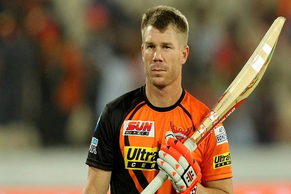 Sunrisers Hyderabad's (SRH) captain David Warner said that quick bowler T Natarajan is being checked after the last supported a knee sprain during the 2021 v...