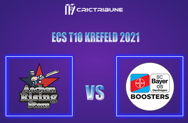 ARS vs BUB Live Score,In theMatchof ECS T10 Krefeld 2021which will be played at Bayer Uerdingen Cricket Ground, Krefeld. ARS vs BUB Live Score,Match.......