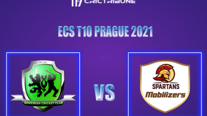 BCC vs PSM Live Score,In theMatchof ECS T10 Prague 2021which will be played at Vinor Cricket Ground. BCC vs PSM Live Score,Match between Bohemian..........