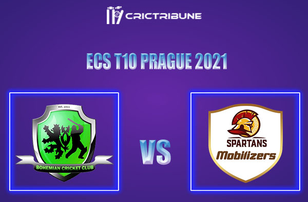 BCC vs PSM Live Score, In the Match of ECS T10 Prague 2021 which will be played at Vinor Cricket Ground. BCC vs PSM Live Score, Match between Bohemian..........