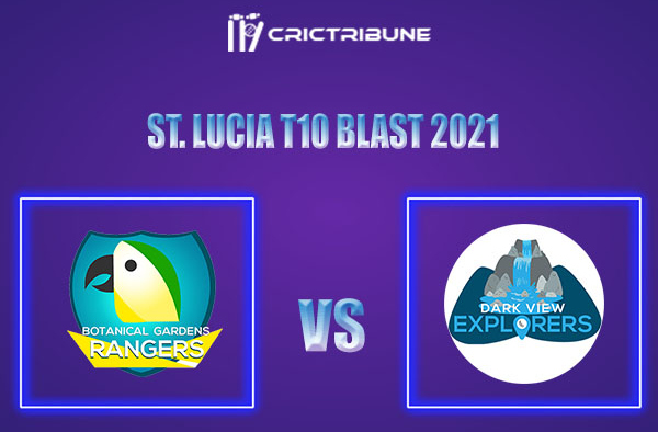 BGR vs DVE Live Score,In theMatchof Vincy Premier League 2021which will be played at Arnos Vale Ground, St Vincent. BGR vs DVE Live Score,Match between....
