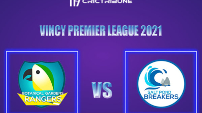 BGR vs SPB Live Score,In theMatchof Vincy Premier League 2021which will be played at Arnos Vale Ground, St Vincent. BGR vs SPB Live Score,Match between....