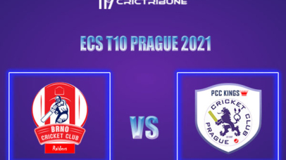 BRD vs PCK Live Score,In theMatchof ECS T10 Prague 2021which will be played at Vinor Cricket Ground. BRD vs PCK Live Score,Match between Brno Raiders......