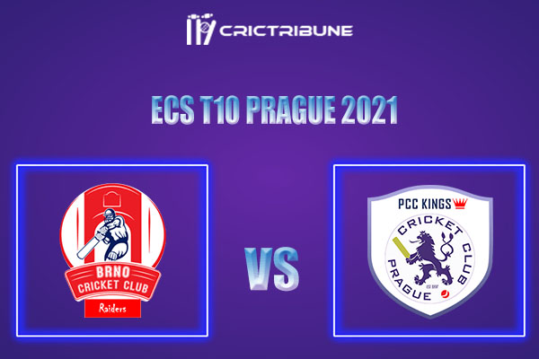 BRD vs PCK Live Score, In the Match of ECS T10 Prague 2021 which will be played at Vinor Cricket Ground. BRD vs PCK Live Score, Match between Brno Raiders......