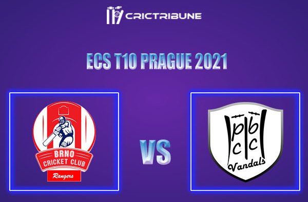 BRG vs PBV Live Score,In theMatchof ECS T10 Prague 2021which will be played at Vinor Cricket Ground. BRG vs PBV Live Score,Match between Brno Rangers......