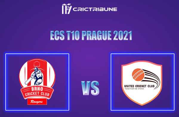 BRG vs UCC Live Score, In the Match of ECS T10 Prague 2021 which will be played at Vinor Cricket Ground. BRG vs UCC Live Score, Match between United CC vs Brno.