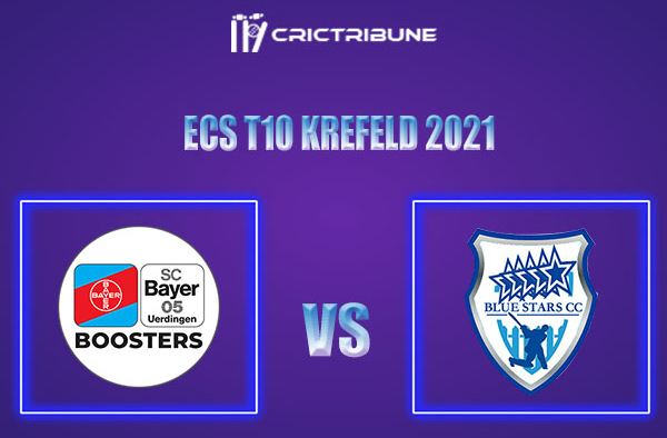 BUB vs BBS Live Score,In theMatchof ECS T10 Krefeld 2021which will be played at Bayer Uerdingen Cricket Ground, Krefeld. BUB vs BBS Live Score,Match.......