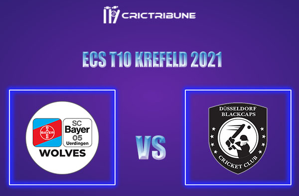 BUW vs DB Live Score,In theMatchof ECS T10 Krefeld 2021which will be played at Bayer Uerdingen Cricket Ground, Krefeld. BUW vs DB Live Score,Match between.