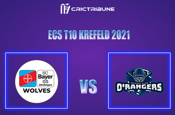 BUW vs DSS Live Score,In theMatchof ECS T10 Krefeld 2021which will be played at Bayer Uerdingen Cricket Ground, Krefeld. BUW vs DSS Live Score,Match.......