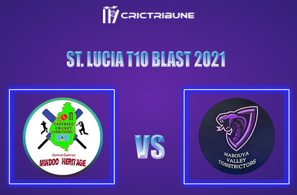 CCMH vs MAC Live Score,In theMatchof St. Lucia T10 Blast 2021which will be played at Vinor Cricket Ground. CCMH vs MAC Live Score,Match between Central....