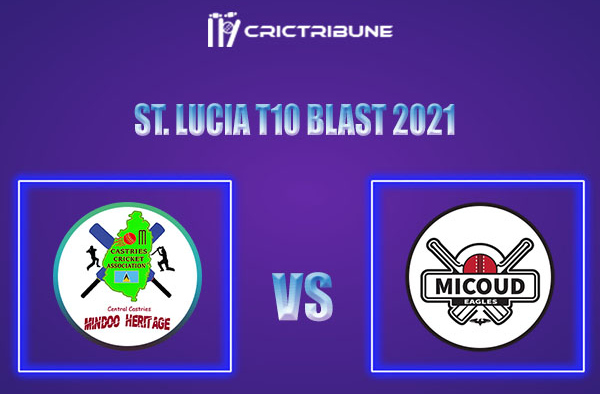 CCMH vs ME Live Score,In theMatchof St. Lucia T10 Blast 2021which will be played at Vinor Cricket Ground. CCMH vs ME Live Score,Match between Central......
