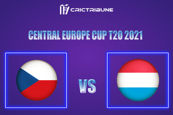 CZR vs LUX Live Score,In theMatchof Central Europe Cup T20 2021which will be played at Bayer Uerdingen Cricket Ground, Krefeld. CZR vs LUX Live Score........