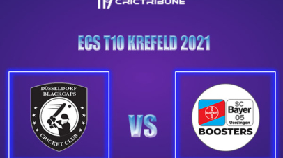 DB vs BUB Live Score,In theMatchof ECS T10 Krefeld 2021which will be played at Bayer Uerdingen Cricket Ground, Krefeld. DB vs BUB Live Score,Match between.