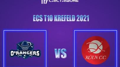 DSS vs KCC Live Score,In theMatchof ECS T10 Krefeld 2021which will be played at Bayer Uerdingen Cricket Ground, Krefeld. DSS vs KCC Live Score,Match.......