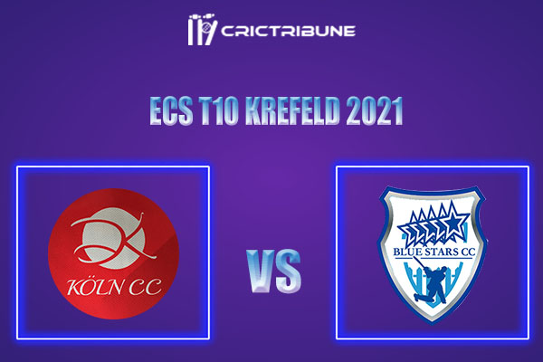 KCC vs BBS Live Score,In theMatchof ECS T10 Krefeld 2021which will be played at Bayer Uerdingen Cricket Ground, Krefeld. KCC vs BBS Live Score,Match.......
