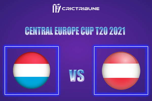LUX vs AUT Live Score,In theMatchof Central Europe Cup T20 2021which will be played at Vinor Cricket Ground, Prague. LUX vs AUT Live Score,Match between...