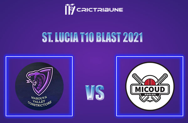 MAC vs ME Live Score,In theMatchof St. Lucia T10 Blast 2021which will be played at Vinor Cricket Ground. MAC vs ME Live Score,Match between Vieux..........