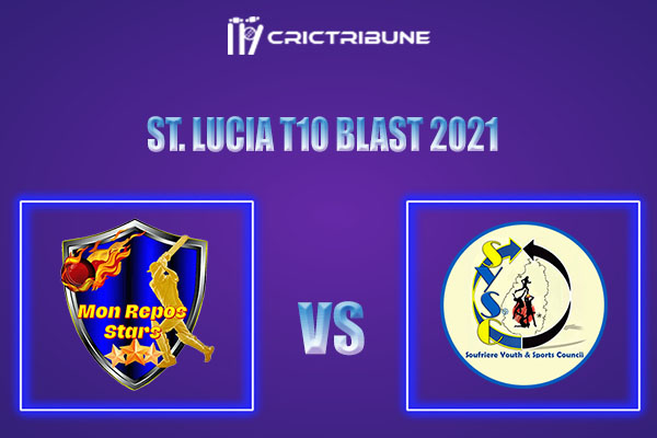MRS vs SSCS Live Score,In theMatchof St. Lucia T10 Blast 2021which will be played at Vinor Cricket Ground. MRS vs SSCS Live Score,Match between Mon Repos..