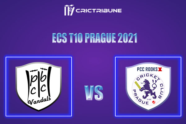 PBV vs PCR Live Score,In theMatchof ECS T10 Prague 2021which will be played at Vinor Cricket Ground. PBV vs PCR Live Score,Match between Prague Barbarians.