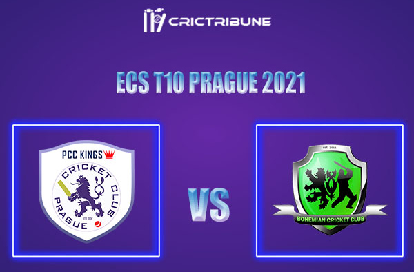 PCK vs BCC Live Score,In theMatchof ECS T10 Prague 2021which will be played at Vinor Cricket Ground. PCK vs BCC Live Score,Match between Prague CC Kings...