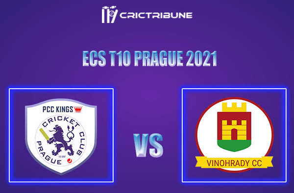 PCK vs VCC Live Score, In the Match of ECS T10 Prague 2021 which will be played at Vinor Cricket Ground. PCK vs VCC Live Score, Match between Prague CC Kings...