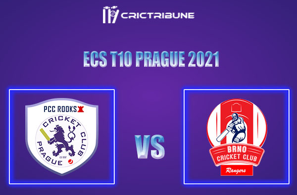 PCR vs BRG Live Score,In theMatchof ECS T10 Prague 2021which will be played at Vinor Cricket Ground. PCR vs BRG Live Score,Match between Prague CC Rooks...