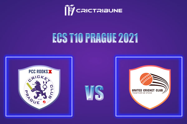 PCR vs UCC Live Score,In theMatchof ECS T10 Prague 2021which will be played at Vinor Cricket Ground. PCR vs UCC Live Score,Match between Prague CC Rooks...