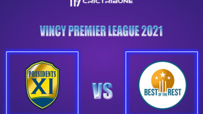 PRS XI vs BTR Live Score,In theMatchof Vincy Premier League 2021which will be played at Arnos Vale Ground, St Vincent. PRS XI vs BTR Live Score,Match......