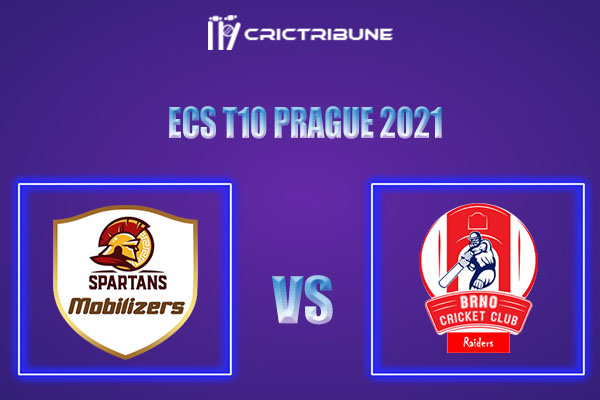PSM vs BRD Live Score,In theMatchof ECS T10 Prague 2021which will be played at Vinor Cricket Ground. PSM vs BRD Live Score,Match between Prague Spartans...