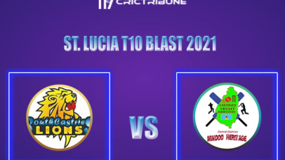 SCL vs CCMH Live Score,In theMatchof St. Lucia T10 Blast 2021which will be played at Vinor Cricket Ground. SCL vs CCMH Live Score,Match between South......