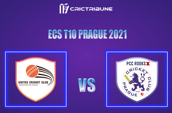 UCC vs PCR Live Score, In the Match of ECS T10 Prague 2021 which will be played at Vinor Cricket Ground. UCC vs PCR Live Score, Match between United CC.........