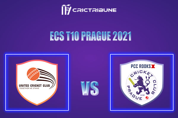 UCC vs PCR Live Score,In theMatchof ECS T10 Prague 2021which will be played at Vinor Cricket Ground. UCC vs PCR Live Score,Match between United CC.........