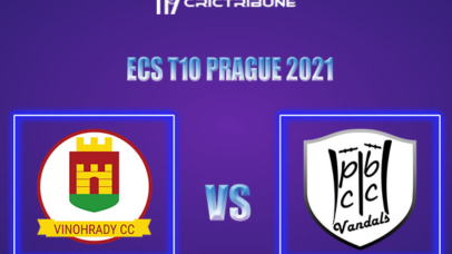 VCC vs PBV Live Score,In theMatchof ECS T10 Prague 2021which will be played at Vinor Cricket Ground. VCC vs PBV Live Score,Match between Vinohrady CC......