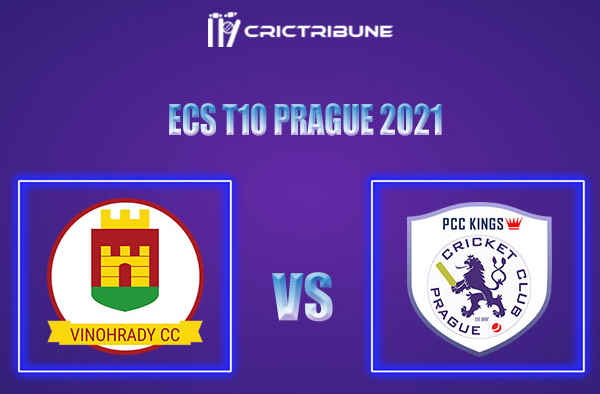 VCC vs PCK Live Score,In theMatchof ECS T10 Prague 2021which will be played at Vinor Cricket Ground. VCC vs PCK Live Score,Match between Prague CC Kings...